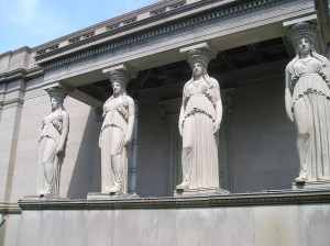 Porch of Maidens